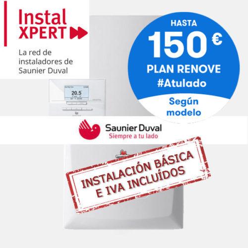 150 euros descuento saunier duval