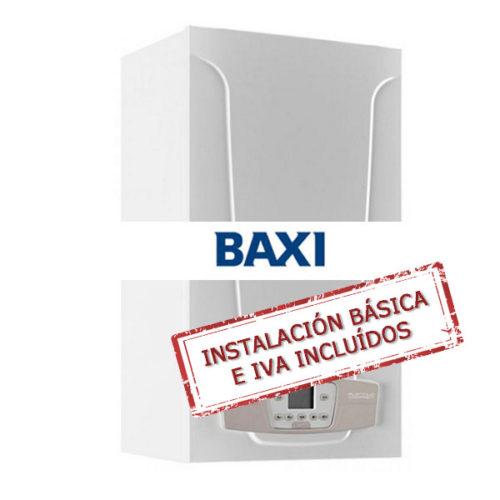 BAXI-ROCA-PLATINUM- Cambiatucaldera