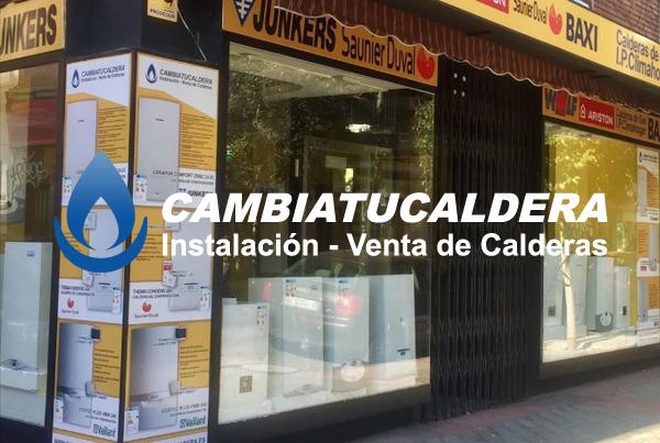 tienda de calderas de condensacion