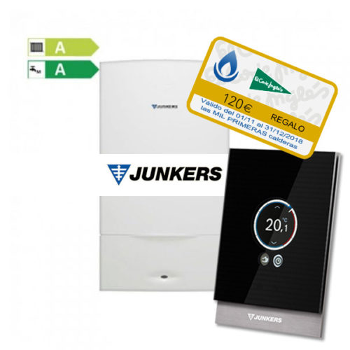 caldera junkers + wifi