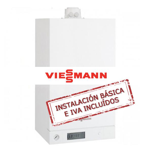 VIESSMAN - Cambiatucaldera