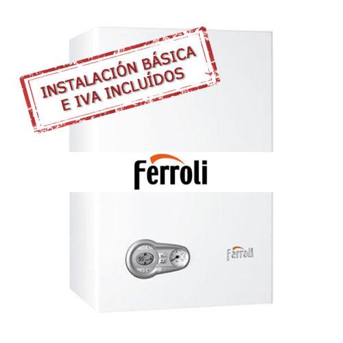 FERROLI - Cambiatucaldera