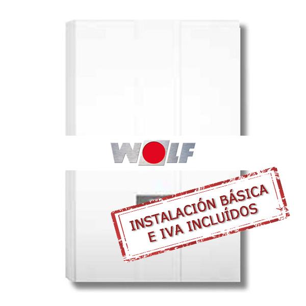 WOLF - Cambiatucaldera