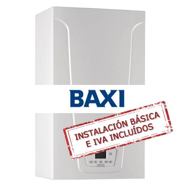BAXI - Cambiatucaldera