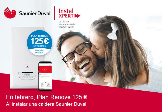 Promoción febrero SaunierDuval
