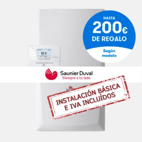 Saunier Duval mejor precio