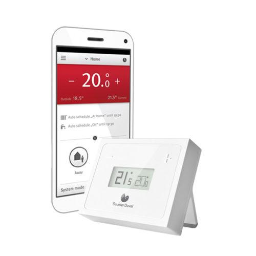 termostato wifi saunier duval